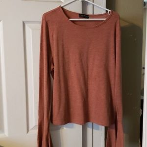 FOREVER 21 PLUS blouse/sweater